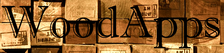 WoodApps Logo